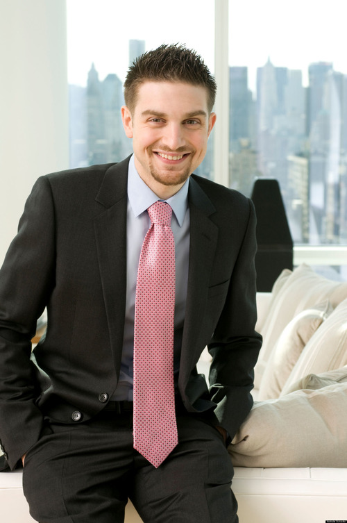 Alexander Soros single man
