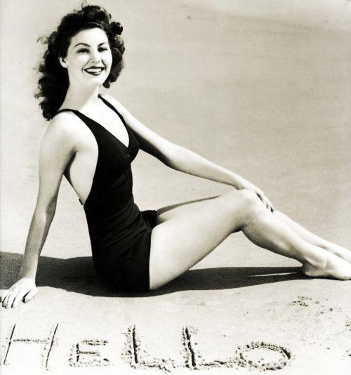 Ava Gardner Style