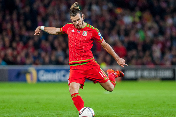 Gareth Bale Height and Weight