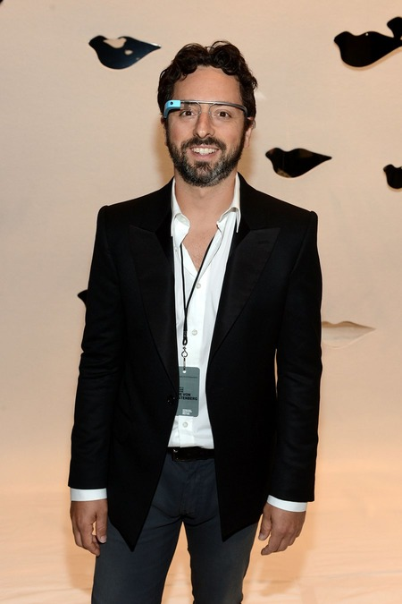 Twenty Most Desirable Single Men. Sergey Brin
