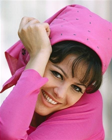 Claudia Cardinale Style