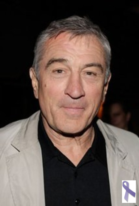 Robert De Niro battled cancer
