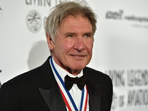 Harrison Ford Height and Weight