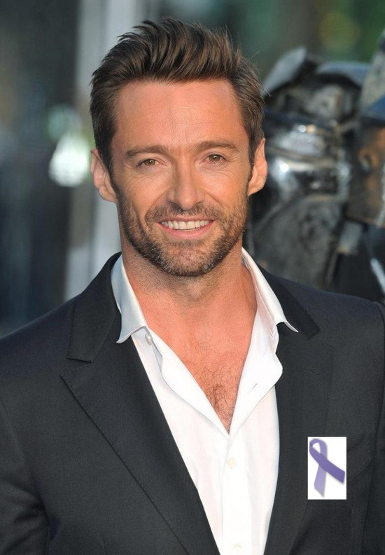 Hugh Jackman skin cancer