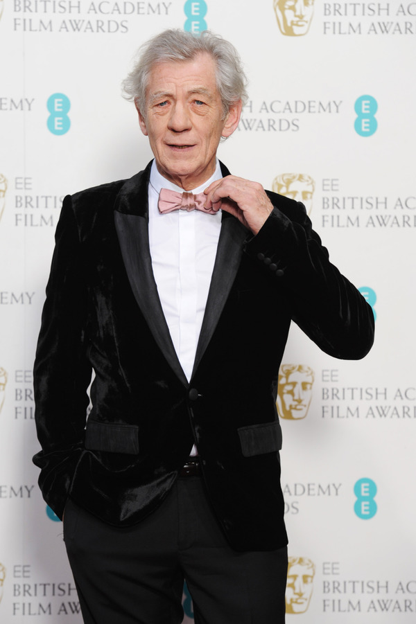 Ian McKellen Height and Weight