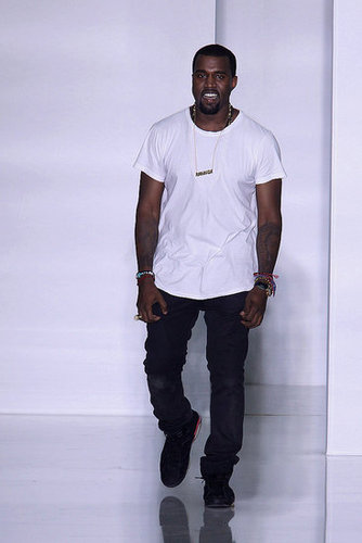 Kanye West Height and Weight