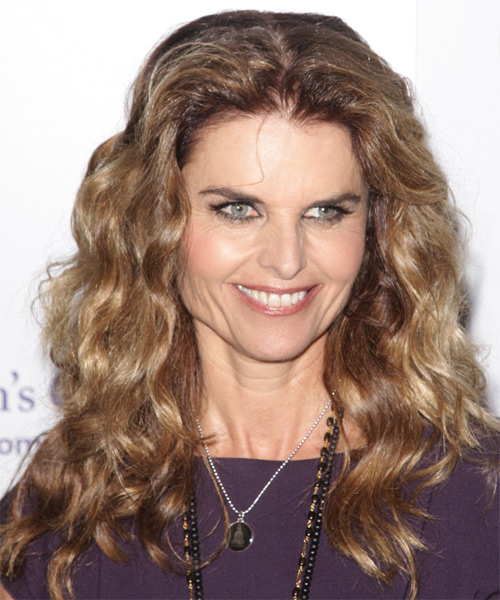 Maria Shriver Height and Weight