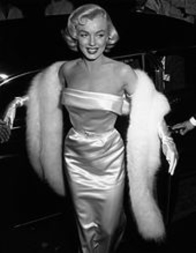 Marilyn Monroe Height and Weight
