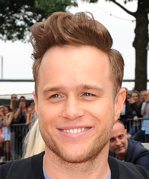 Olly Murs Height and Weight