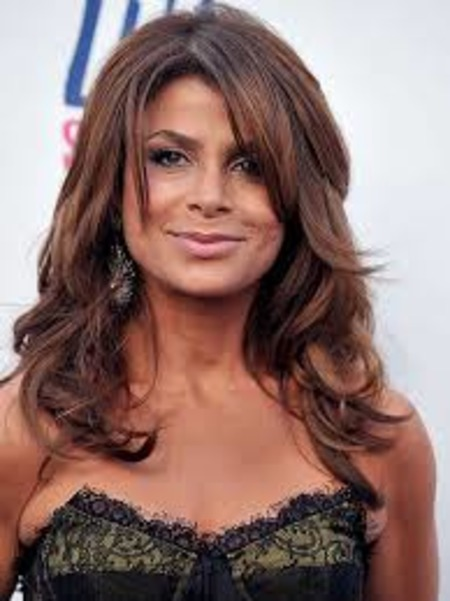 Paula Abdul Height and Weight