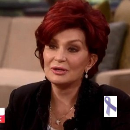Sharon Osbourne cancer survivor