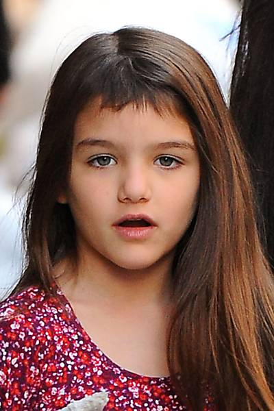 Suri Cruise, Katie Holmes' daughter