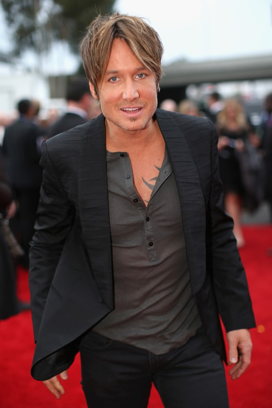 Keith Urban Height and Weight