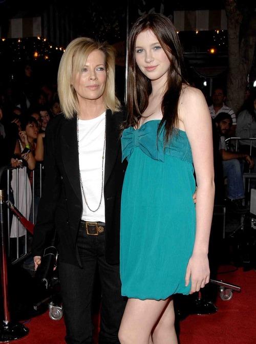 Ireland Baldwin and her mother, Kim Basinger