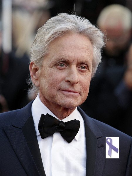 Michael Douglas battled cancer