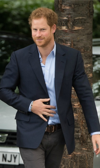 Prince Harry Height and Weight