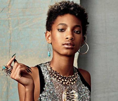 Willow Smith, Jada-Pinkett Smith's Daughter