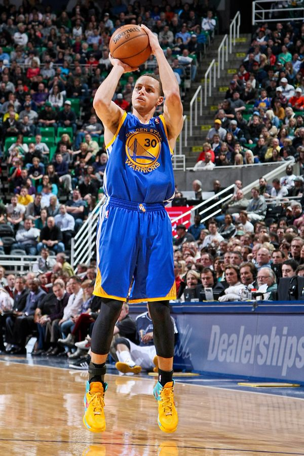 Stephen Curry Height and Weight