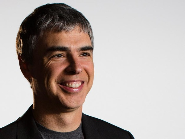 Larry Page Height and Weight