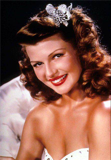 Rita Hayworth Height and Weight