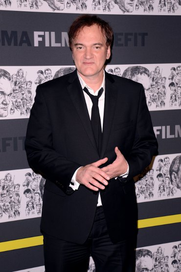 Quentin Tarantino Height and Weight