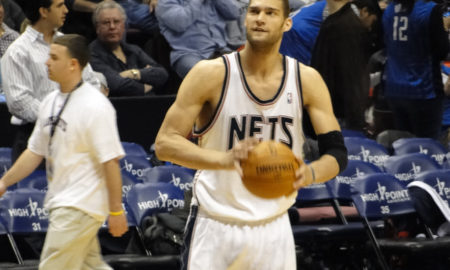 Brook Lopez Highest paid men's basketball player