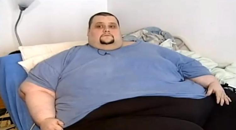 Robert Butler weighed 1,200lb (544 kg)