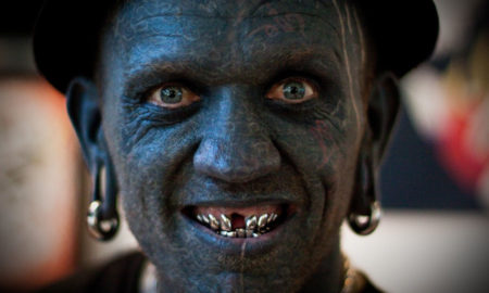 Top 10 Most Tattooed People