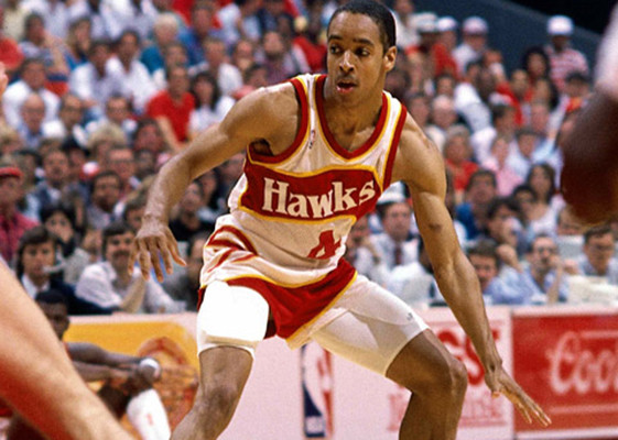 """Anthony Spud Webb weighed 133 lbs (60 kg) and was only 5'7"""" (1.70 m) tall"""