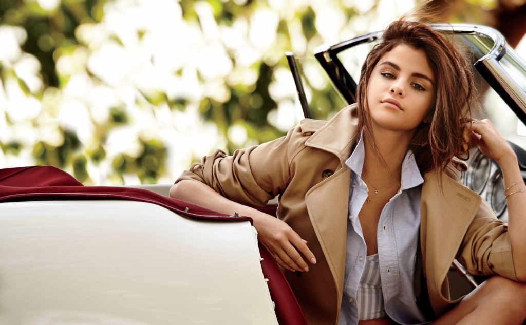 Selena Gomez - a member of UNICEF