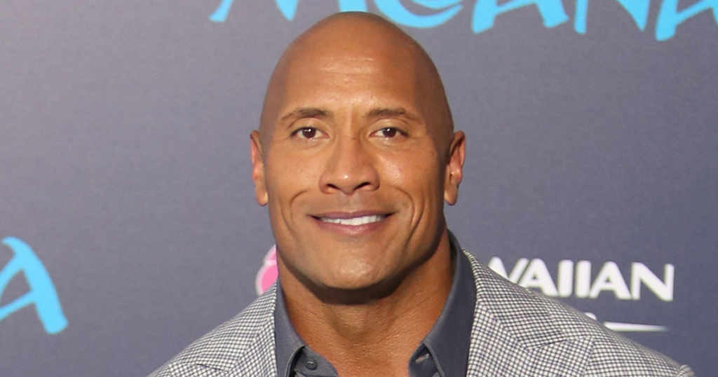 "Dwayne Johnson is 6'5""/196 cm tall and he weighs 262 lbs/119 kg"