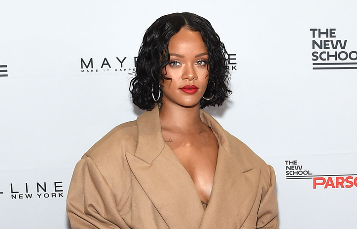 Rihanna's Body Measurements are 36-26-36 in / 91.5-66-91.5 cm