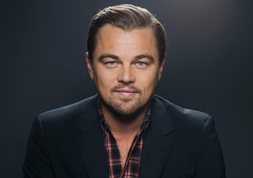Leonardo DiCaprio's body measurements are 42-36-14 in / 107-91.5-35.5 cm