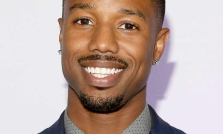 "Michael B. Jordan is 5'11.5""/182 cm tall and he weighs 152 lbs/69 kg"
