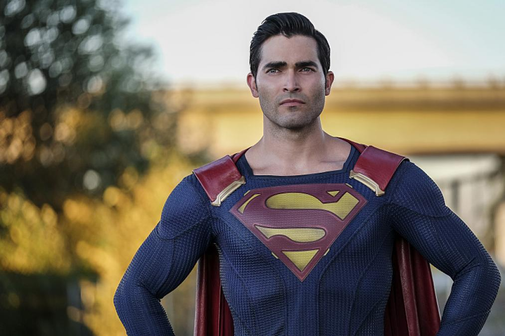 Tyler Hoechlin in Supergirl