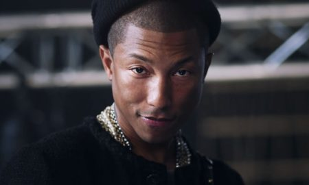 "Pharrell Williams is 5'9""/175 cm tall and he weighs 150lbs/68 kg"