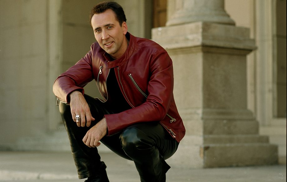 The body measurements of Nicolas Cage are 45-35-15 in/114-89-38 cm