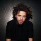 "J Cole is 6'2""/188 cm tall and he weighs 84 kg or 185 lbs"