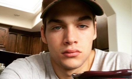 """Dylan Sprayberry is 5'8""""/173 cm tall and he weighs 163 lbs/74 kg"""