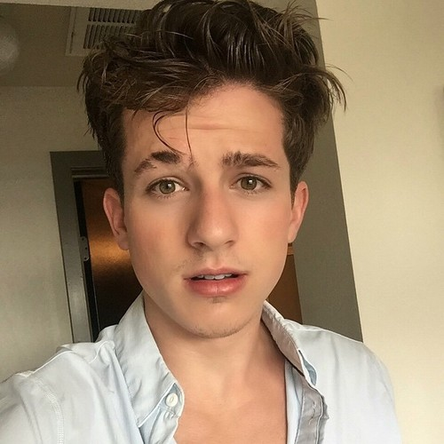 "Charlie Puth is 5'10¾""/180 cm tall and he weighs 163 lbs/74 kg"
