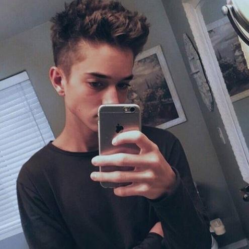 Daniel Seavey's hair color is Dark Brown (Natural)
