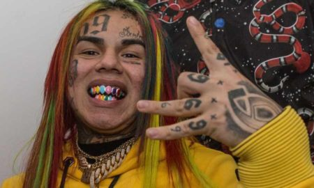 "Tekashi69 is 5'6""/168 cm tall and he weighs 141 lbs/64 kg"