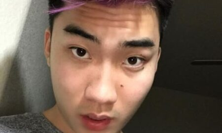 "RiceGum is 6'0.75""185 cm tall and he weighs 154 lbs/70 kg"